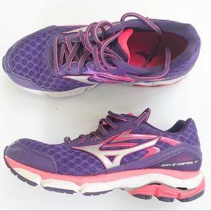 Mizuno Wave Inspire 18 Running Shoes Women's 8.5